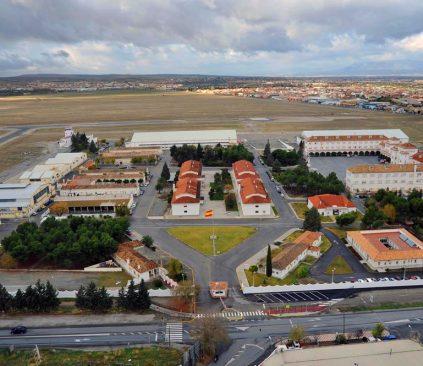 Reforma Ampliación de Base Militar.