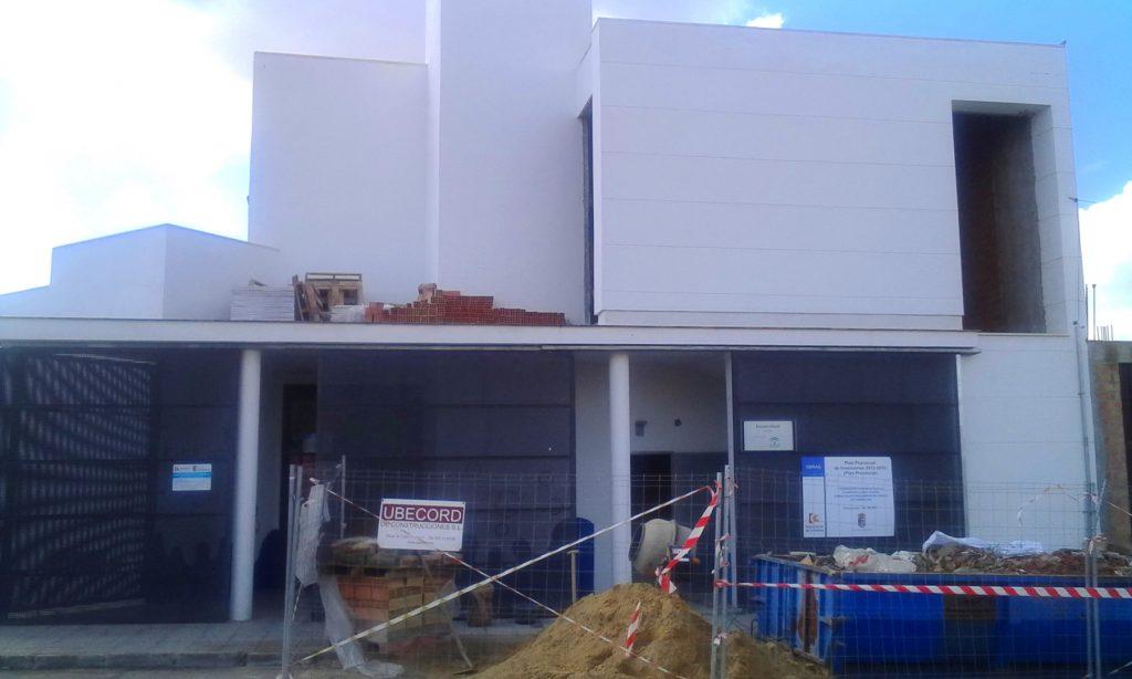 Guijarrosa. Ubecord Empresa de construcción y reformas en Córdoba, especializada en obras nuevas, rehabilitación y reformas