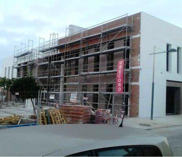 Construcción Casa de la Juventud Villafranca en Córdoba