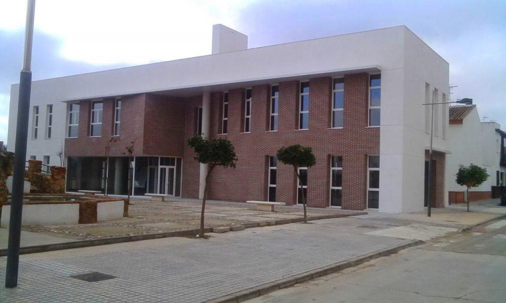 Casa de La Juventud Villafranca. Ubecord Empresa de construcción y reformas en Córdoba, especializada en obras nuevas, rehabilitación y reformas