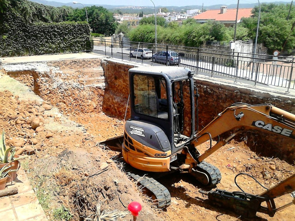 Reforma Chalet Brillante. Ubecord Empresa de construcción y reformas en Córdoba, especializada en obras nuevas, rehabilitación y reformas