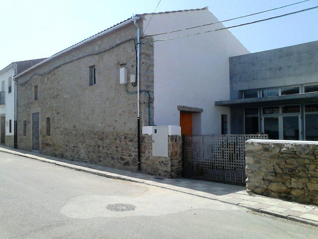 Molino y Biblioteca. Ubecord Empresa de construcción y reformas en Córdoba, especializada en obras nuevas, rehabilitación y reformas