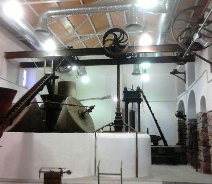 Reforma Molino y Biblioteca en Cordoba.