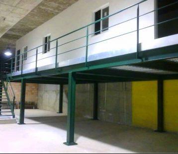 Reforma de Ampliación de Club Nautico en Córdoba.