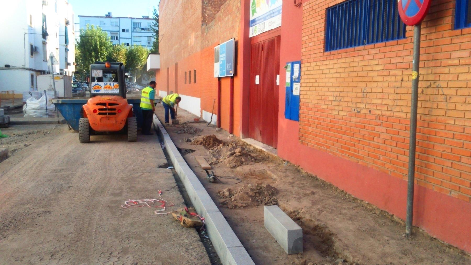 Reforma Calle Cabra.Ubecord Empresa de construcción y reformas en Córdoba, especializada en obras nuevas, rehabilitación y reformas