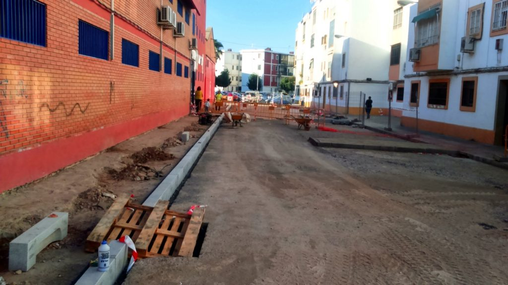Reforma Calle Cabra. Ubecord Empresa de construcción y reformas en Córdoba, especializada en obras nuevas, rehabilitación y reformas